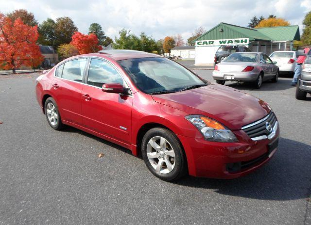 2008 nissan altima hybrid hev for sale in aberdeen. Black Bedroom Furniture Sets. Home Design Ideas
