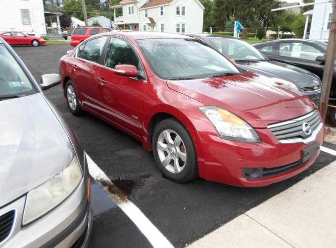 2008 nissan altima hybrid hev for sale in donegal heights. Black Bedroom Furniture Sets. Home Design Ideas