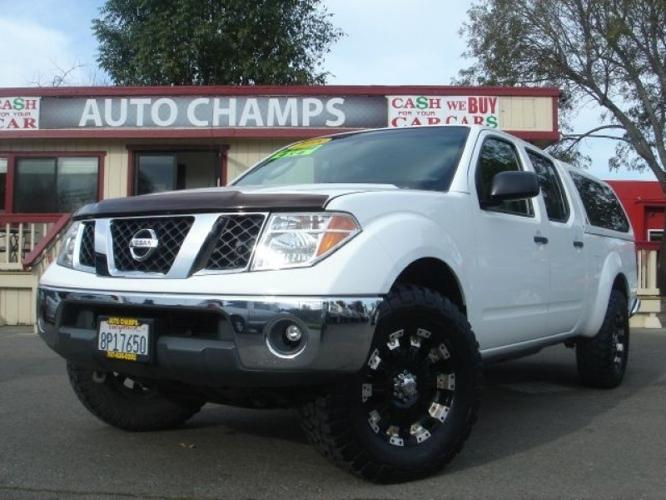 2008 nissan frontier 4wd crew cab lwb man se for sale in. Black Bedroom Furniture Sets. Home Design Ideas