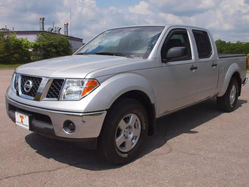 2008 nissan frontier pickup truck se 4x4 for sale in knoxville tennessee classified. Black Bedroom Furniture Sets. Home Design Ideas