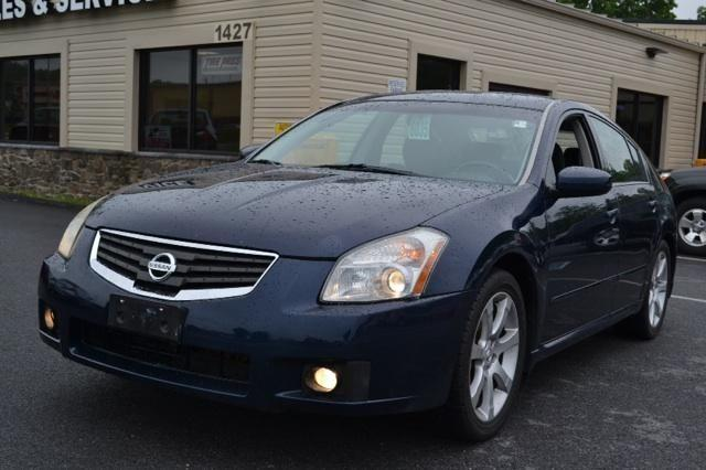 2008 nissan maxima 4dr car 3 5 se for sale in mount airy maryland classified. Black Bedroom Furniture Sets. Home Design Ideas