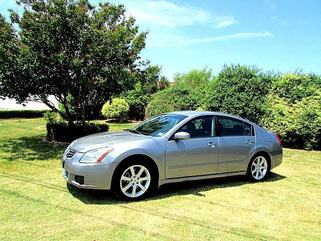 2008 nissan maxima for sale in arlington texas classified. Black Bedroom Furniture Sets. Home Design Ideas
