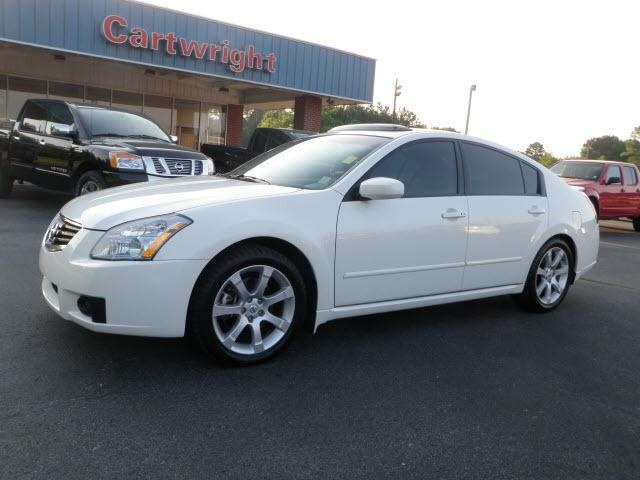2008 nissan maxima se for sale in booneville mississippi classified. Black Bedroom Furniture Sets. Home Design Ideas