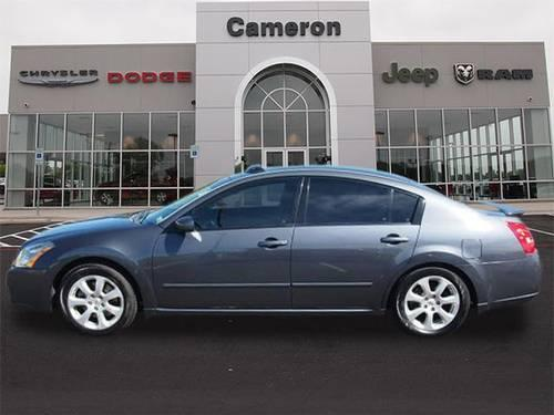 2008 nissan maxima sedan 3 5 for sale in cameron texas classified. Black Bedroom Furniture Sets. Home Design Ideas