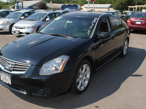 2008 Nissan Maxima Sedan for Sale in New Hampton New York