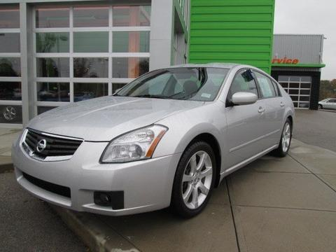 2008 nissan maxima somerset ky for sale in acorn kentucky classified. Black Bedroom Furniture Sets. Home Design Ideas