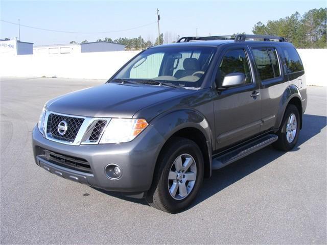 2008 Nissan Pathfinder Se For Sale In Rocky Mount North