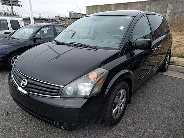 2008 Nissan Quest 3.5 3.5 4dr Mini-Van