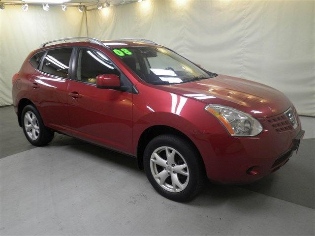 2008 Nissan Rogue S AWD S Crossover 4dr
