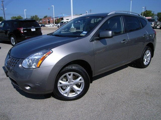 2008 nissan rogue sl for sale in gilmer texas classified. Black Bedroom Furniture Sets. Home Design Ideas