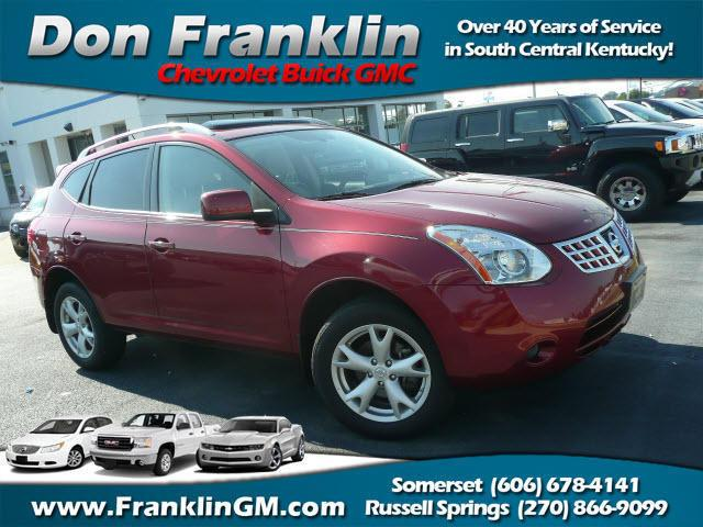 2008 nissan rogue sl 2008 nissan rogue sl car for sale in somerset ky 4347639972 used cars. Black Bedroom Furniture Sets. Home Design Ideas