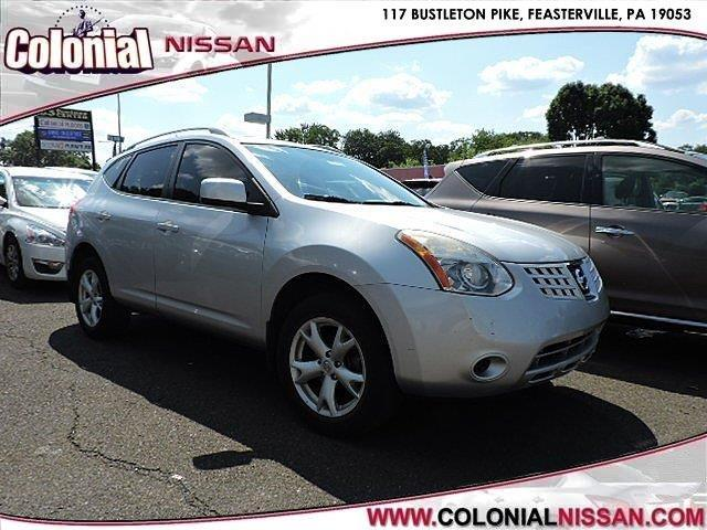 2008 nissan rogue sl awd sl crossover 4dr for sale in langhorne pennsylvania classified. Black Bedroom Furniture Sets. Home Design Ideas