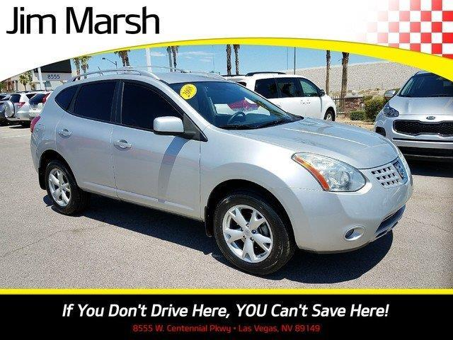 2008 nissan rogue sl sl crossover 4dr for sale in las vegas nevada classified. Black Bedroom Furniture Sets. Home Design Ideas