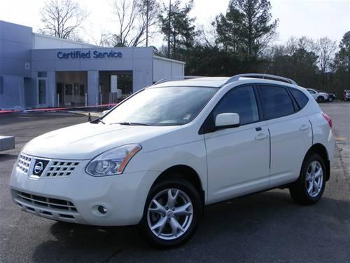 2008 nissan rogue suv for sale in dublin georgia classified. Black Bedroom Furniture Sets. Home Design Ideas