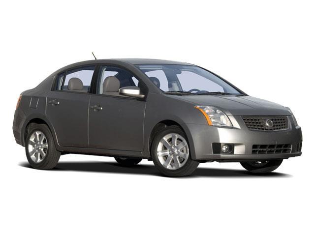 2008 Nissan Sentra 2.0 S 2.0 S 4dr Sedan 6M