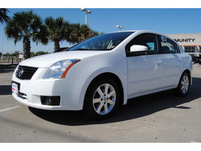 2008 nissan sentra 2 0 s for sale in baytown texas classified. Black Bedroom Furniture Sets. Home Design Ideas