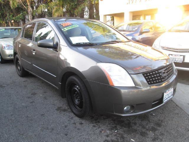 2008 nissan sentra 20 for sale in bell california classified. Black Bedroom Furniture Sets. Home Design Ideas