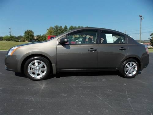 2008 nissan sentra 4dr car for sale in sweetwater tennessee classified. Black Bedroom Furniture Sets. Home Design Ideas