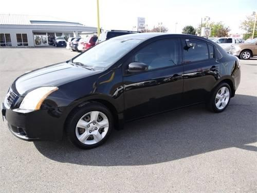 2008 nissan sentra 4dr sedan for sale in hollister idaho classified. Black Bedroom Furniture Sets. Home Design Ideas