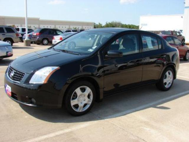 2008 nissan sentra for sale in college station texas classified. Black Bedroom Furniture Sets. Home Design Ideas