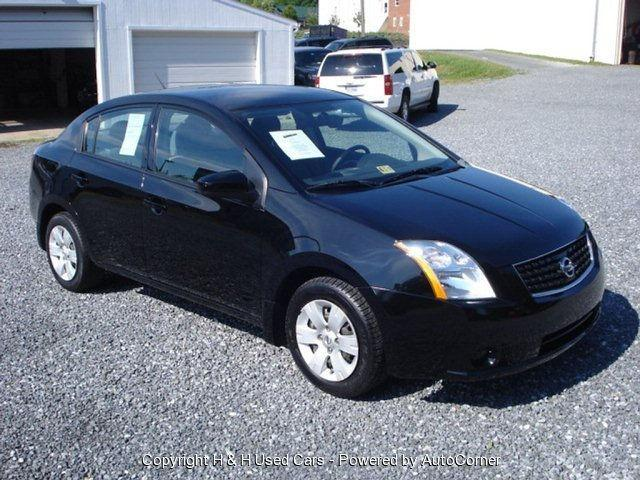 2008 nissan sentra for sale in purcellville virginia classified. Black Bedroom Furniture Sets. Home Design Ideas
