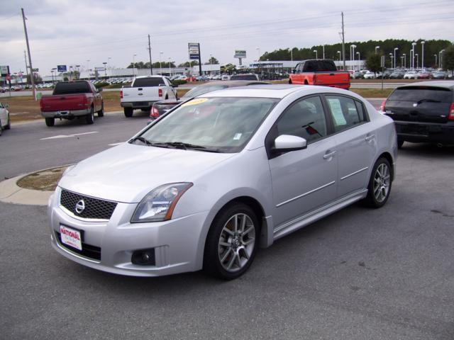 Nissan Of Hickory >> 2008 Nissan Sentra SE-R Spec V for Sale in Jacksonville ...