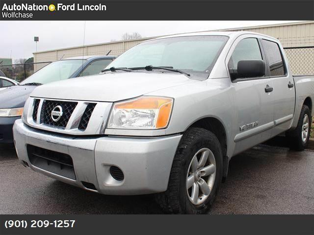 2008 nissan titan for sale in memphis tennessee classified. Black Bedroom Furniture Sets. Home Design Ideas