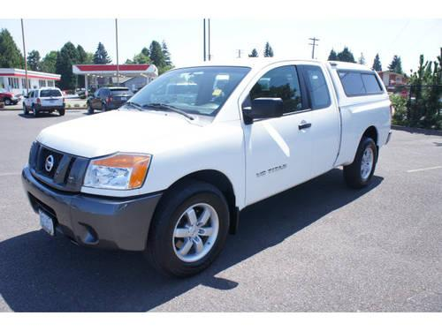 2008 nissan titan extended cab pickup for sale in salem oregon classified. Black Bedroom Furniture Sets. Home Design Ideas