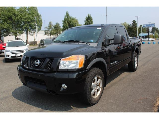 2008 nissan titan pro 4x 4x4 pro 4x 4dr crew cab swb for sale in renton washington classified. Black Bedroom Furniture Sets. Home Design Ideas