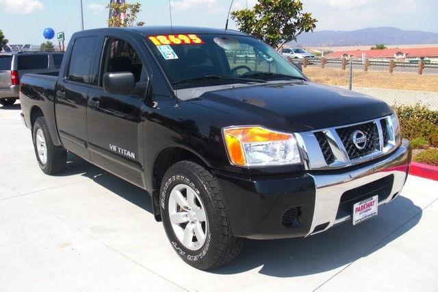 2008 nissan titan xe for sale in castaic california classified. Black Bedroom Furniture Sets. Home Design Ideas