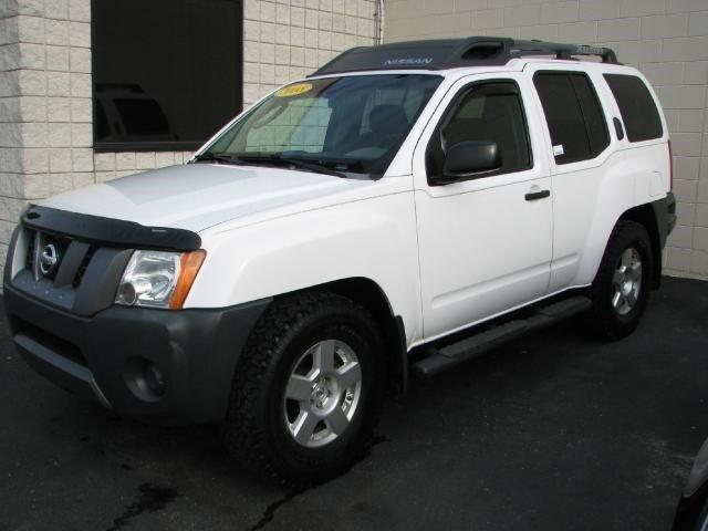 2008 nissan xterra 4x2 s 4dr suv 6m for sale in wyoming michigan classified. Black Bedroom Furniture Sets. Home Design Ideas