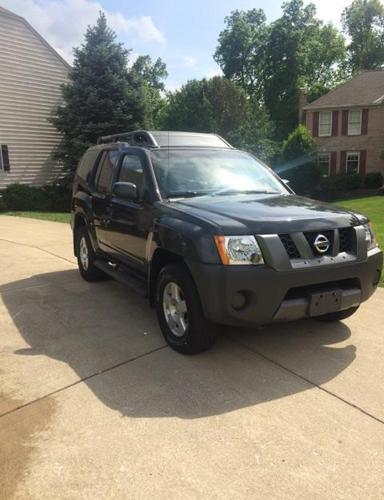 2008 nissan xterra for sale in day heights ohio classified. Black Bedroom Furniture Sets. Home Design Ideas