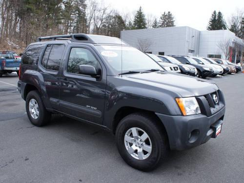 2008 nissan xterra suv 4x4 off road for sale in wilton connecticut classified. Black Bedroom Furniture Sets. Home Design Ideas