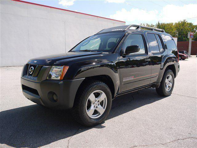 2008 nissan xterra x 2008 nissan xterra x car for sale in easley sc 4365217347 used cars. Black Bedroom Furniture Sets. Home Design Ideas