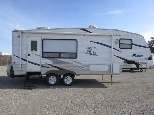 2008 Palomino Puma 245rks Pre Owned 200625 For Sale In