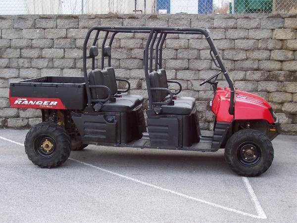 2008 polaris ranger crew for sale in woodbury tennessee classified. Black Bedroom Furniture Sets. Home Design Ideas