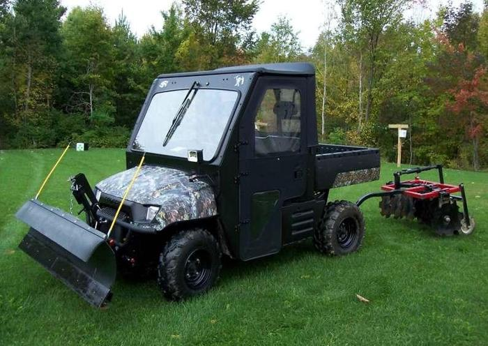 2008 polaris ranger mossy oak xp 700 w plow for sale in chicago illinois classified. Black Bedroom Furniture Sets. Home Design Ideas