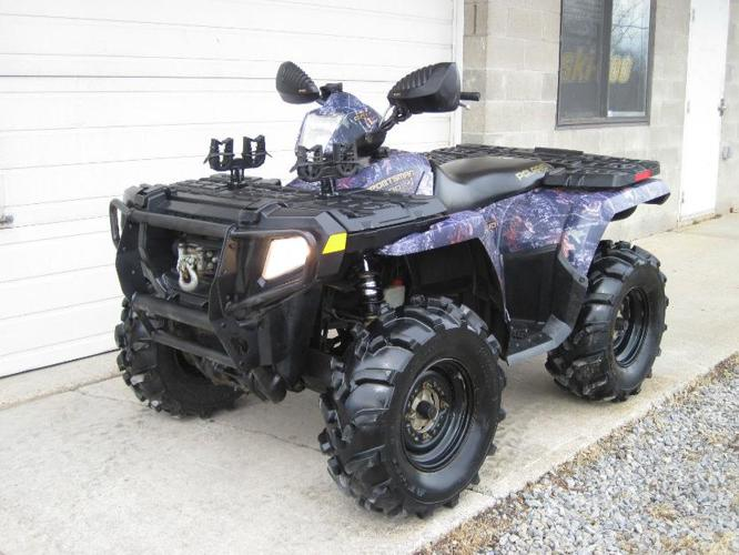 2008 polaris sportsman 800 efi for for sale in schenectady new york classified. Black Bedroom Furniture Sets. Home Design Ideas