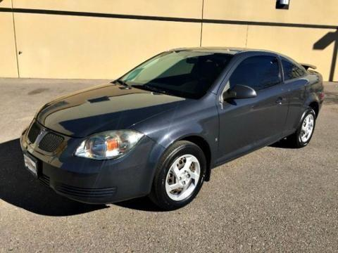 2008 PONTIAC G5 2 DOOR COUPE