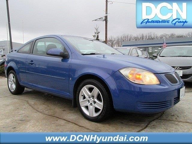 2008 Pontiac G5 Base 2dr Coupe