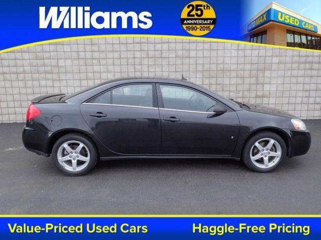 2008 Pontiac G6 4d Sedan Base For Sale In Traverse City