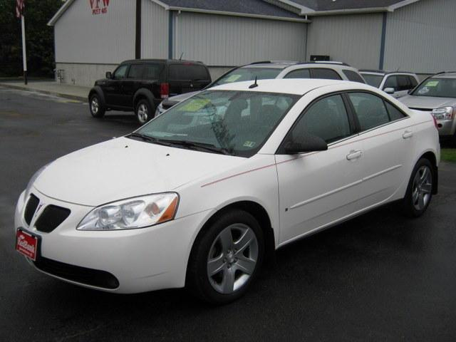 2008 Pontiac G6 Base For Sale In New Bethlehem