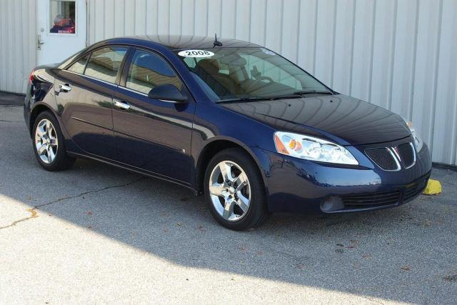 2008 Pontiac G6 Base For Sale In Grinnell Iowa Classified