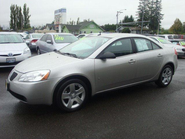 2008 Pontiac G6 Base for sale in Aberdeen, Washington
