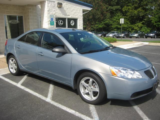 2008 Pontiac G6 Base For Sale In Fredericksburg Virginia