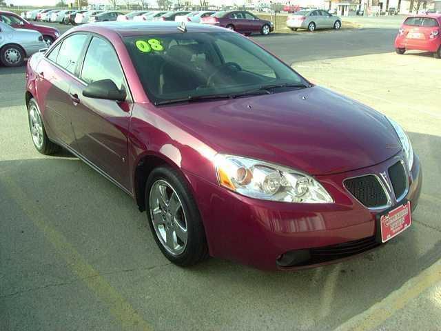 2008 Pontiac G6 Gt For Sale In Garner Iowa Classified