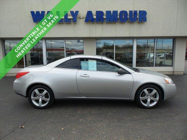 2008 Pontiac G6 Gt Gt 2dr Convertible For Sale In Alliance