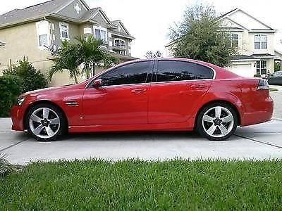 2008 pontiac g8 gt sedan 4 door 6 0l for sale in apollo. Black Bedroom Furniture Sets. Home Design Ideas
