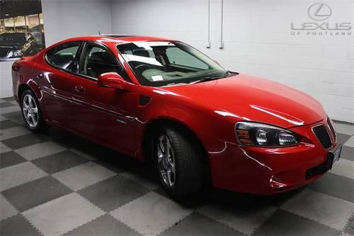 2008 pontiac grand prix 4d sedan gxp for sale in portland oregon classified. Black Bedroom Furniture Sets. Home Design Ideas