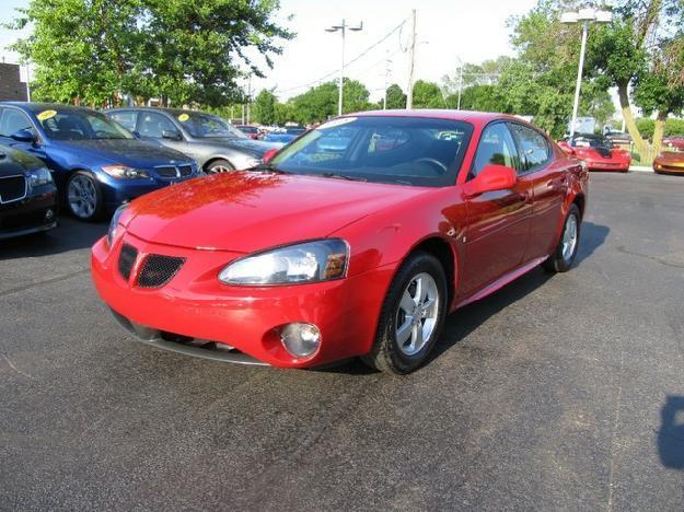 2008 Pontiac Grand Prix 4dr Sdn For Sale In Carol Stream